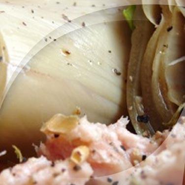 Thunfisch-gemüse-salat