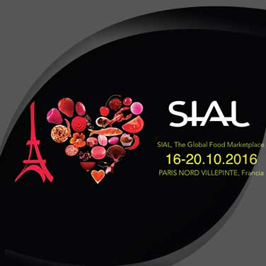 SIAL, PARIGI 16-20 OTTOBRE 2016