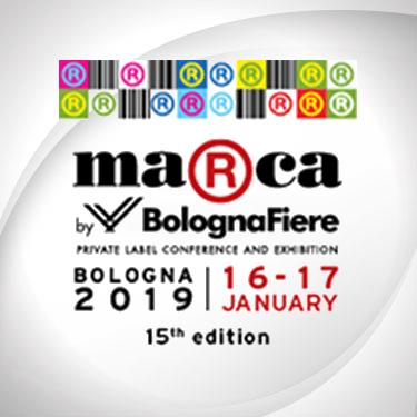 Marca a Bologna –16 – 17 Gennaio